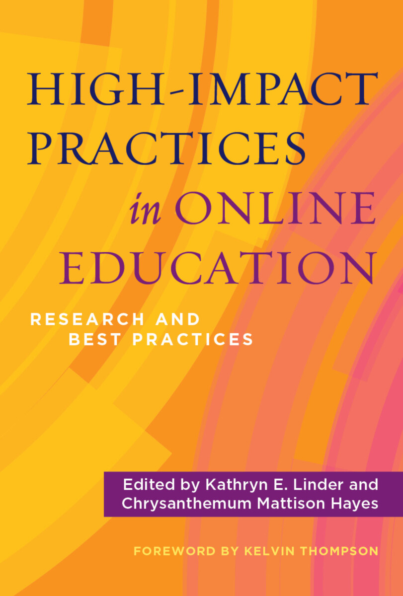 High-Impact Practices in Online Education