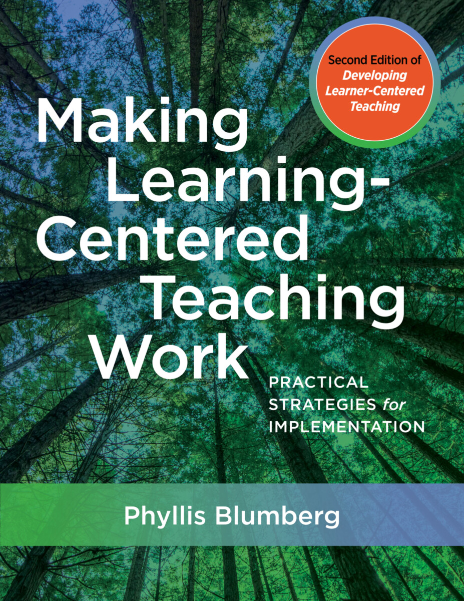 Making Learning-Centered Teaching Work
