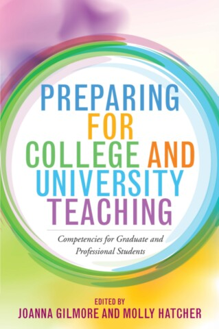 Preparing for College and University Teaching