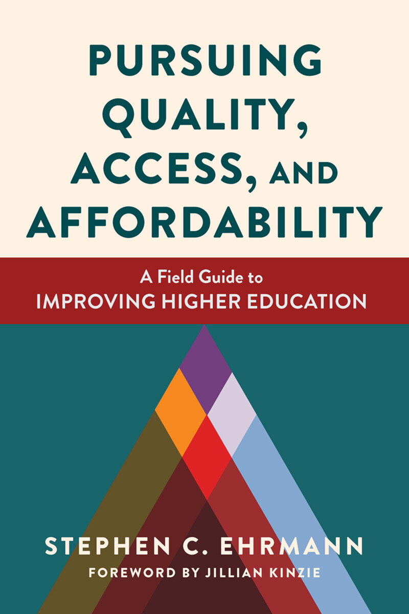 Pursuing Quality, Access, and Affordability
