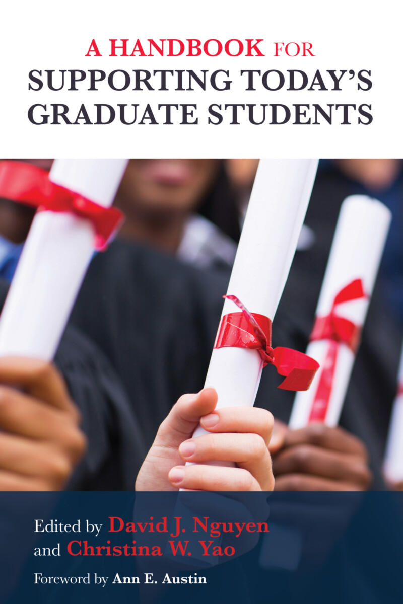A Handbook for Supporting Today's Graduate Students