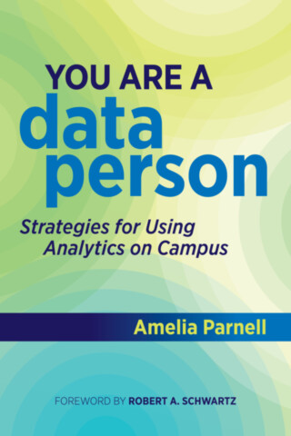 You Are a Data Person