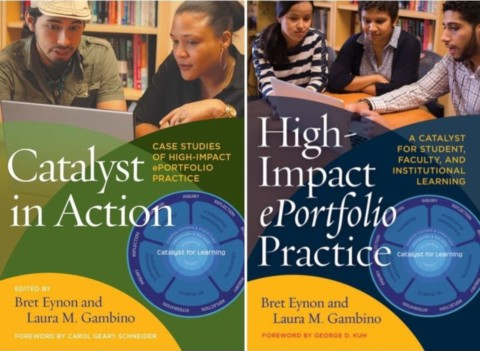 High-Impact ePortfolio Practice and Catalyst in Action Set