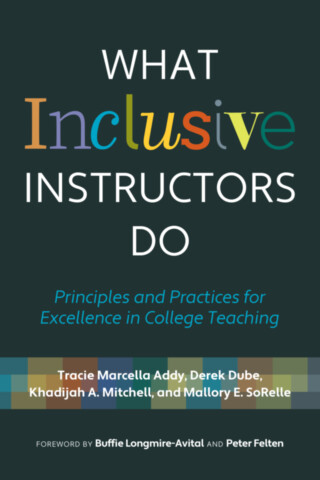 What Inclusive Instructors Do
