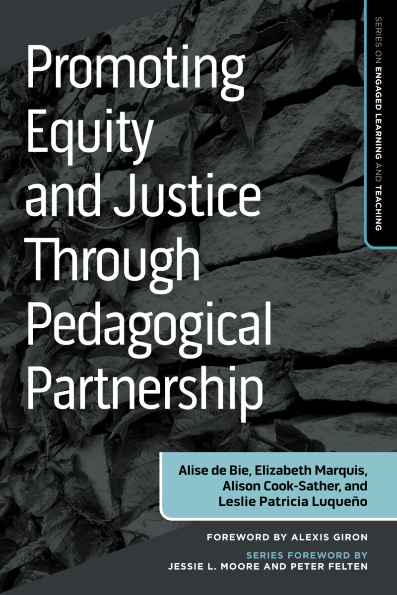 Promoting Equity and Justice Through Pedagogical Partnership