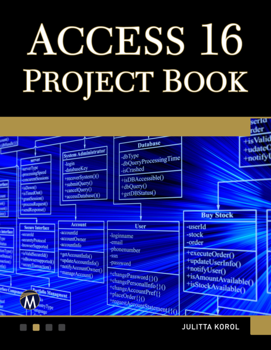 Access Project Book