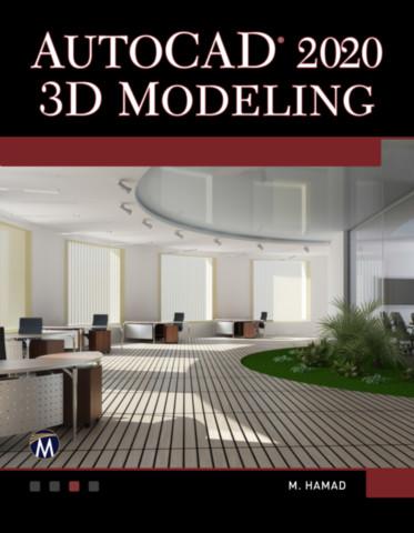 AutoCAD 2020 3D Modeling