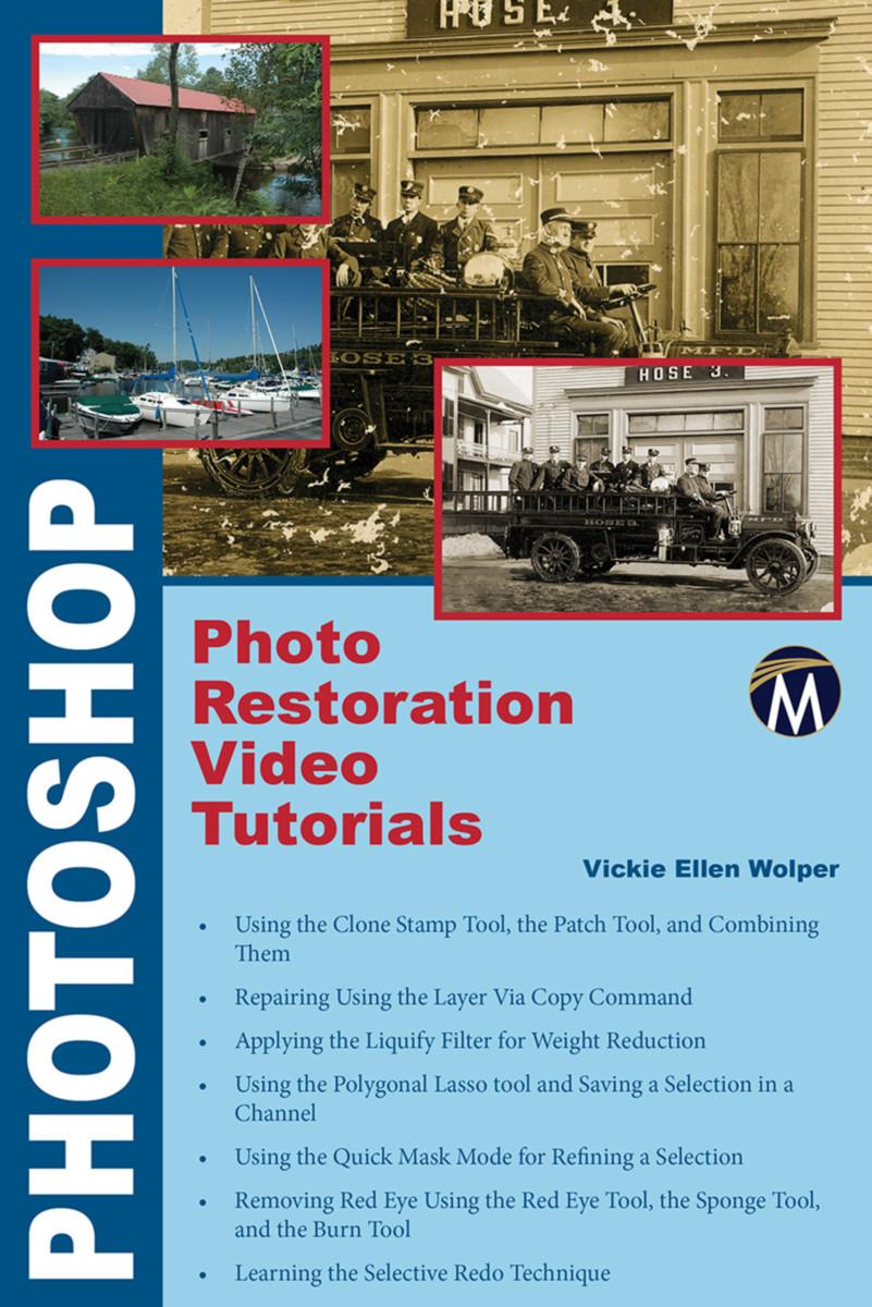 Photoshop Photo Restoration Video Tutorials