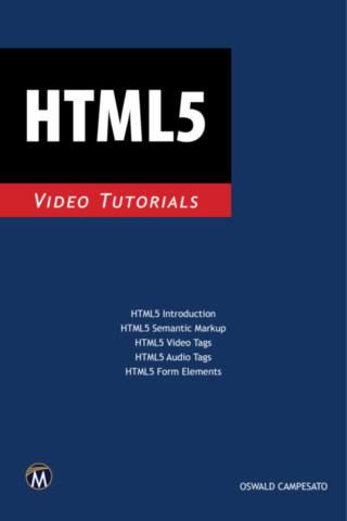 HTML5 Programming Video Tutorials
