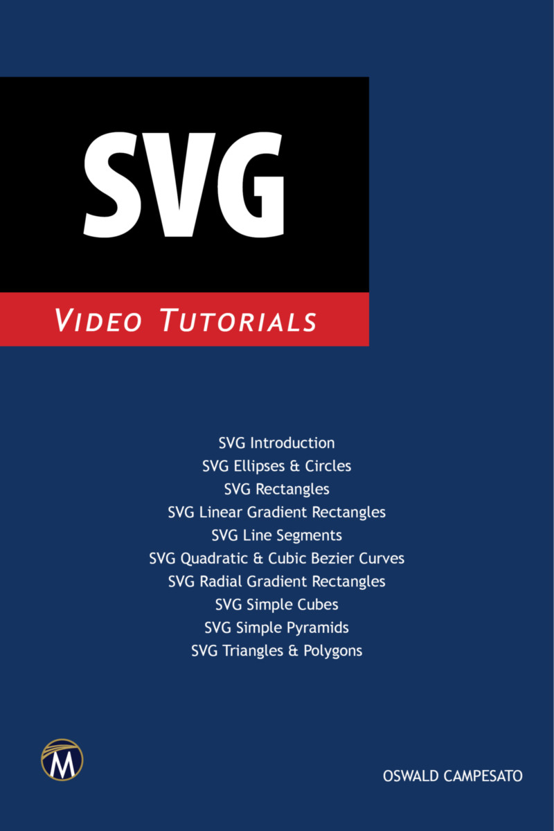 SVG Programming Video Tutorials