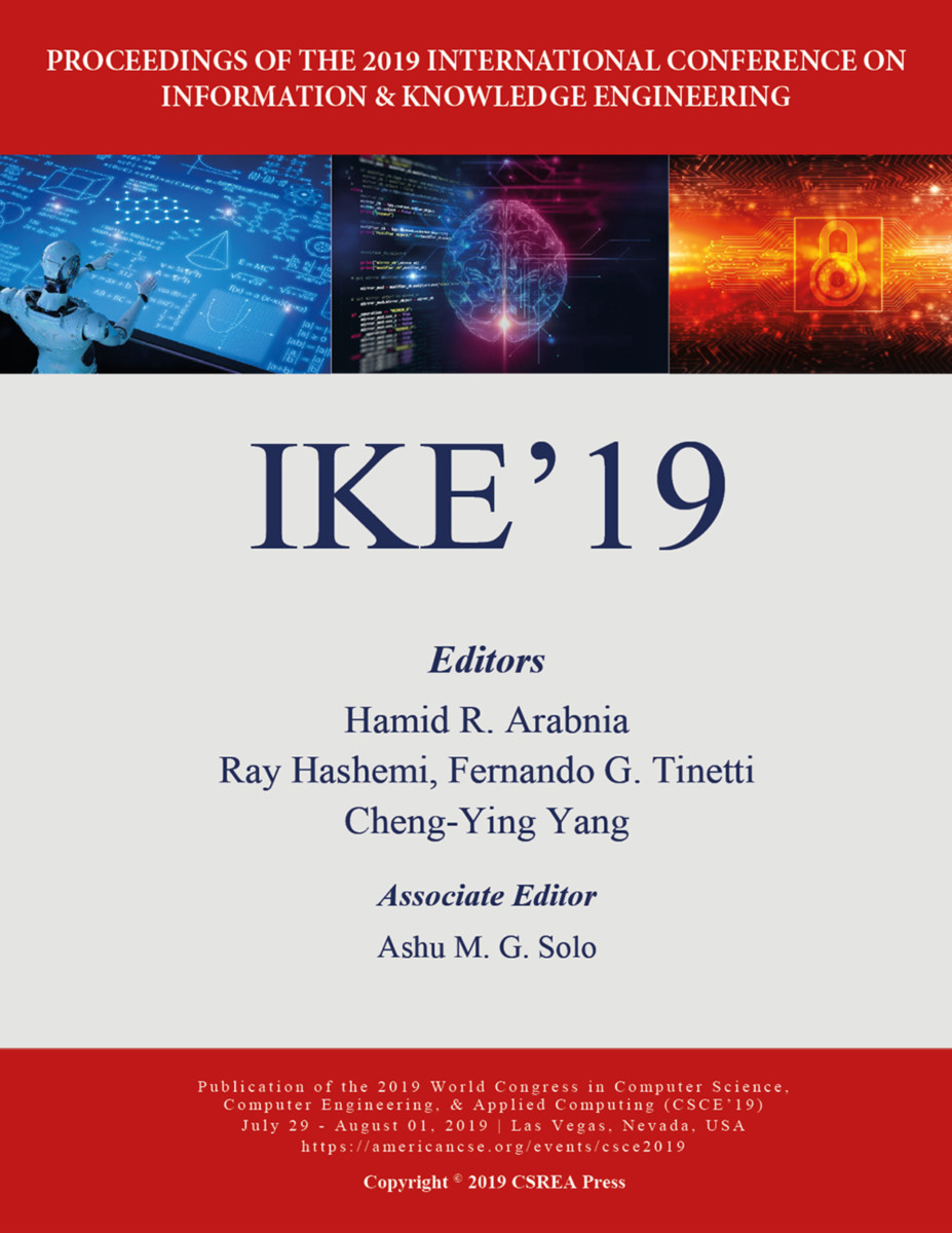 Information and Knowledge Engineering