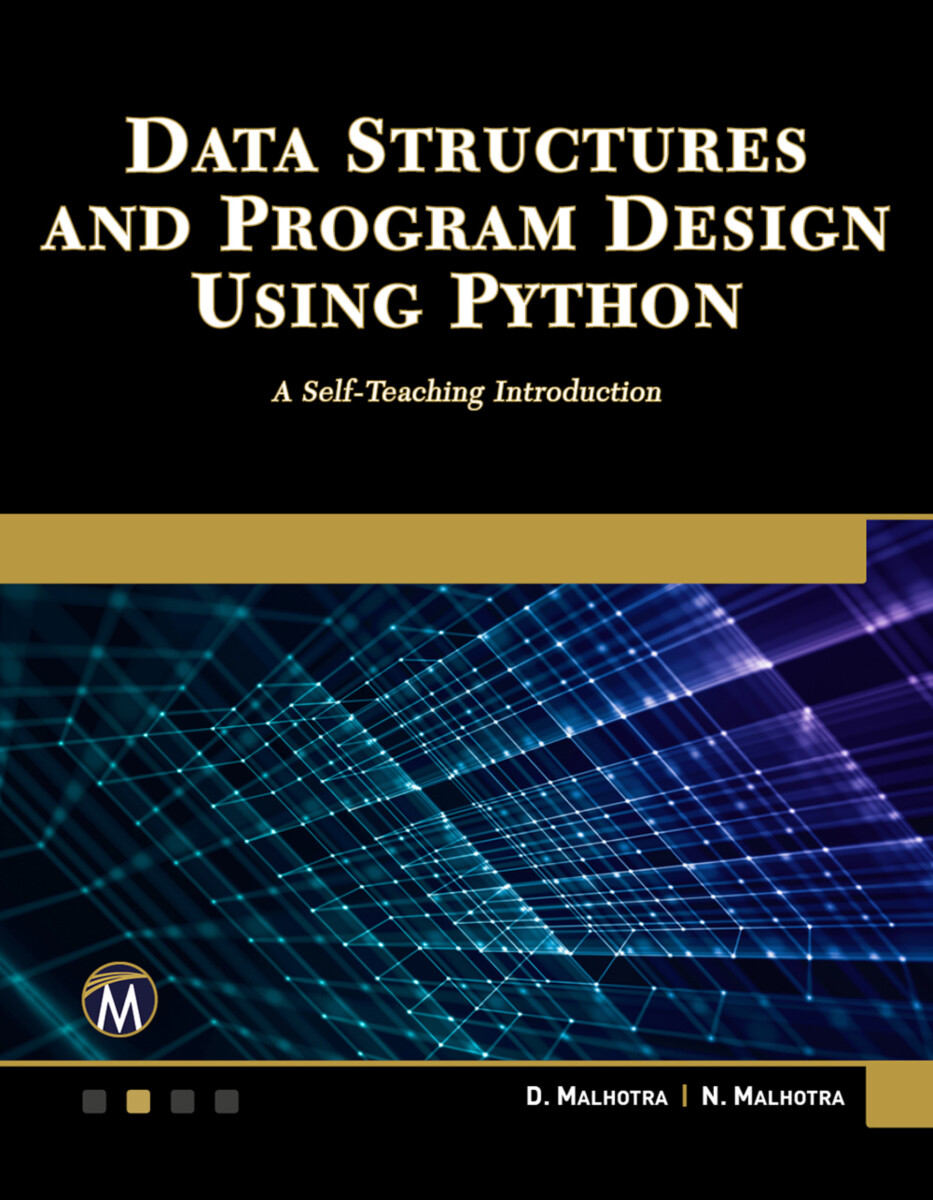 Data Structures and Program Design Using Python