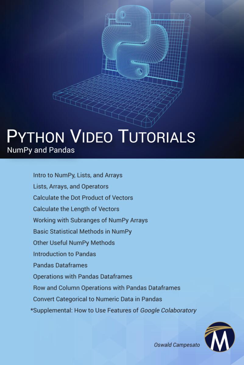 Python Video Tutorials