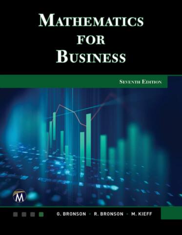 Mathematics for Business