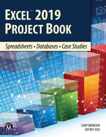 Excel 2019 Project Book