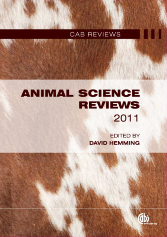 Animal Science Reviews 2011
