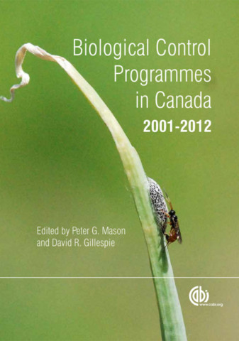 Biological Control Programmes in Canada 2001-2012
