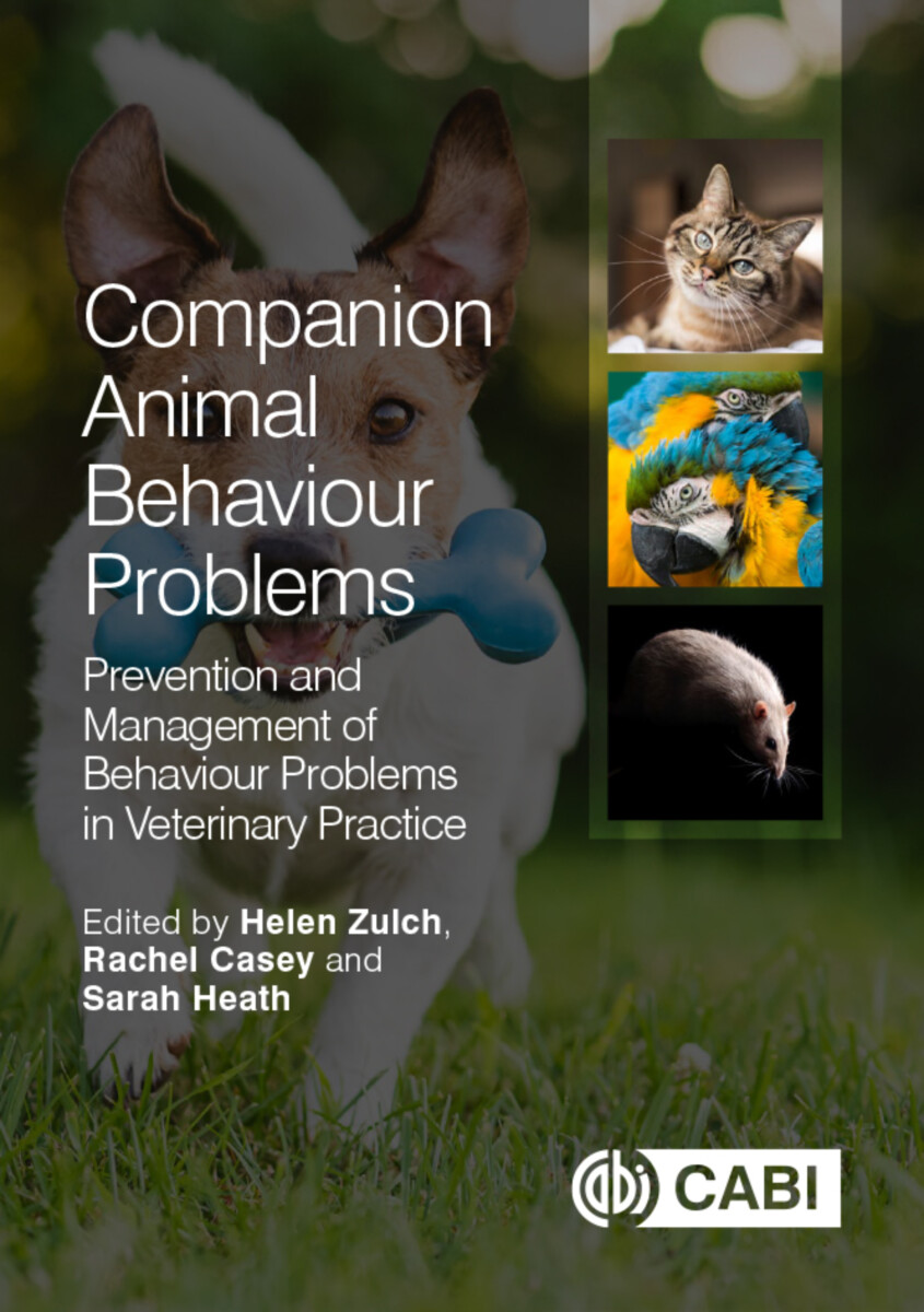 Companion Animal Behaviour Problems