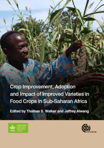 Crop Improvement, Adoption, and Impact of Improved Varieties in Food Crops in Sub-Saharan Africa