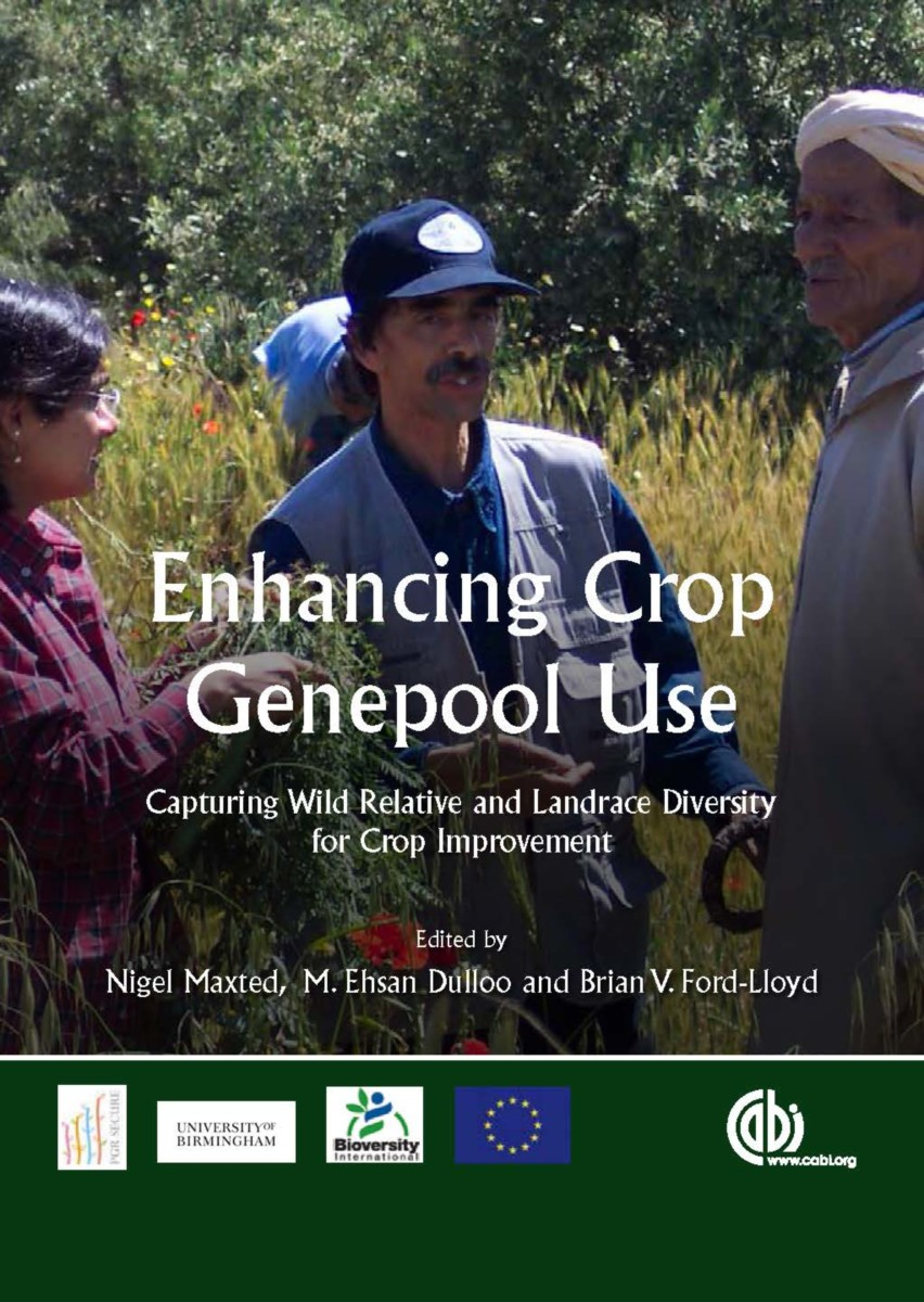 Enhancing Crop Genepool Use