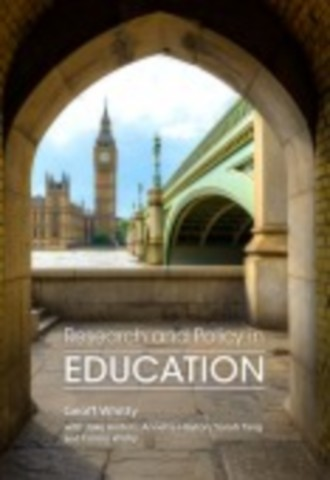 Research and Policy in Education
