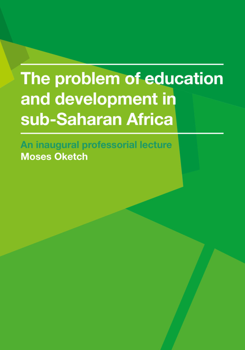 The Problem of Education and Development in Sub-Saharan Africa