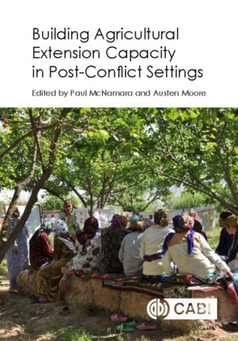 Building Agricultural Extension Capacity in Post-Conflict Settings