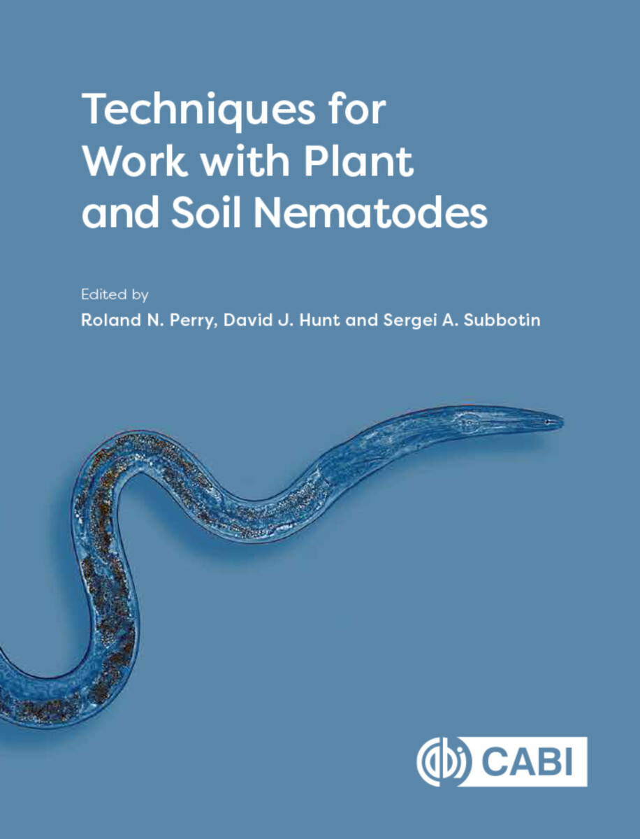 Techniques for Work with Plant and Soil Nematodes