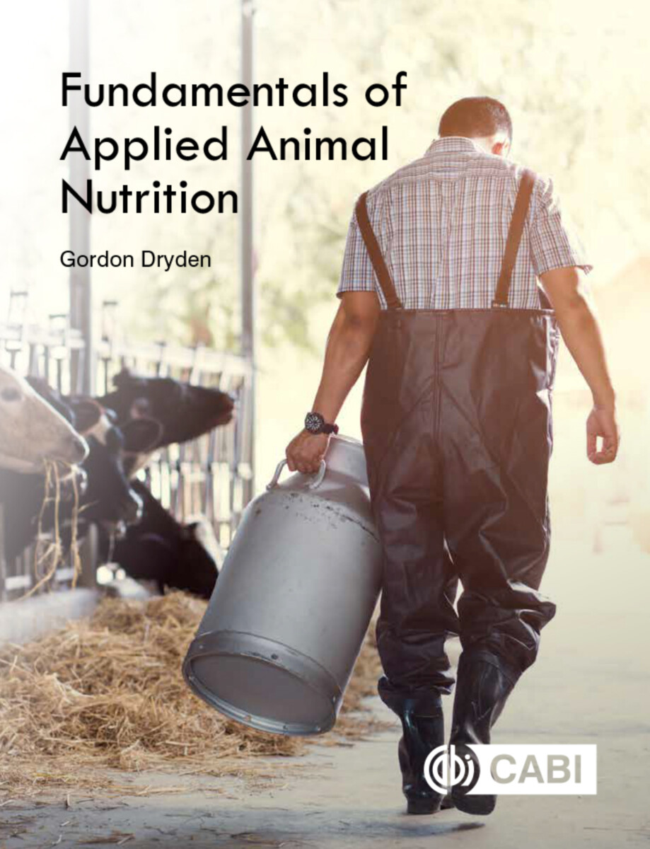 Fundamentals of Applied Animal Nutrition