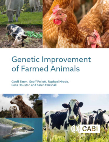 Genetic Improvement of Farmed Animals