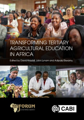Transforming Tertiary Agricultural Education in Africa