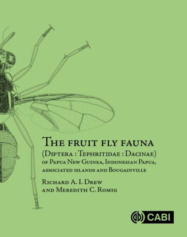 The Fruit Fly Fauna (Diptera - Tephritidae - Dacinae) of Papua New Guinea, Indonesian Papua, Associated Islands and Bougainville