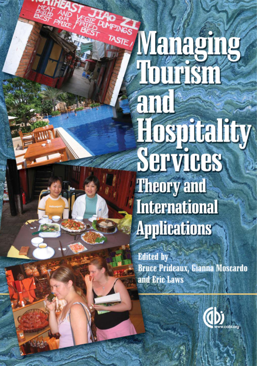 Managing Tourism and Hospitality Services