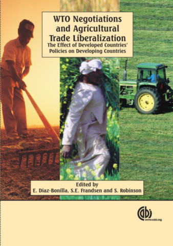 WTO Negotiations and Agricultural Trade Liberalization