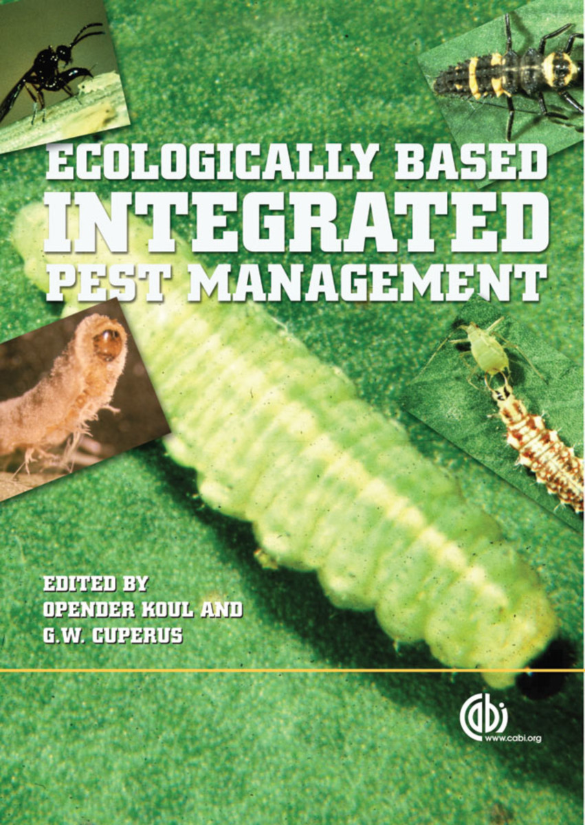 Ecologically-Based Integrated Pest Management