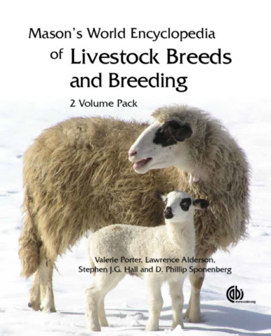 Mason's World Encyclopedia of Livestock Breeds and Breeding