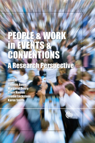 People and Work in Events and Conventions