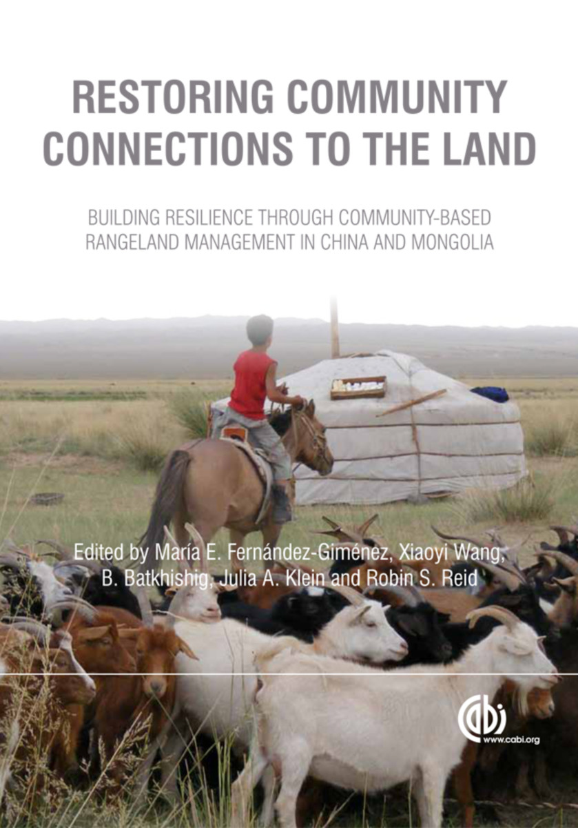 Restoring Community Connections to the Land