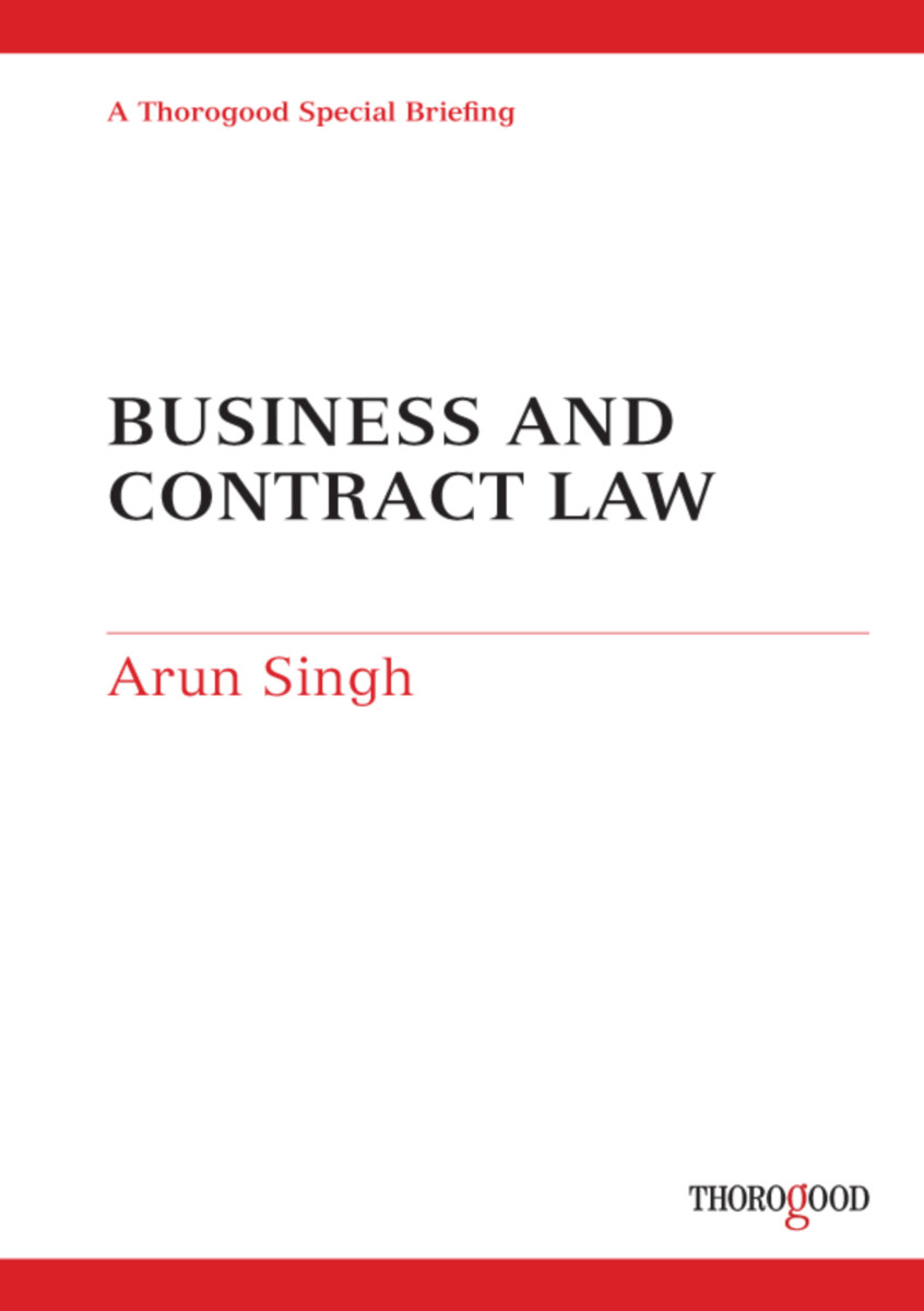 Business and Contract Law