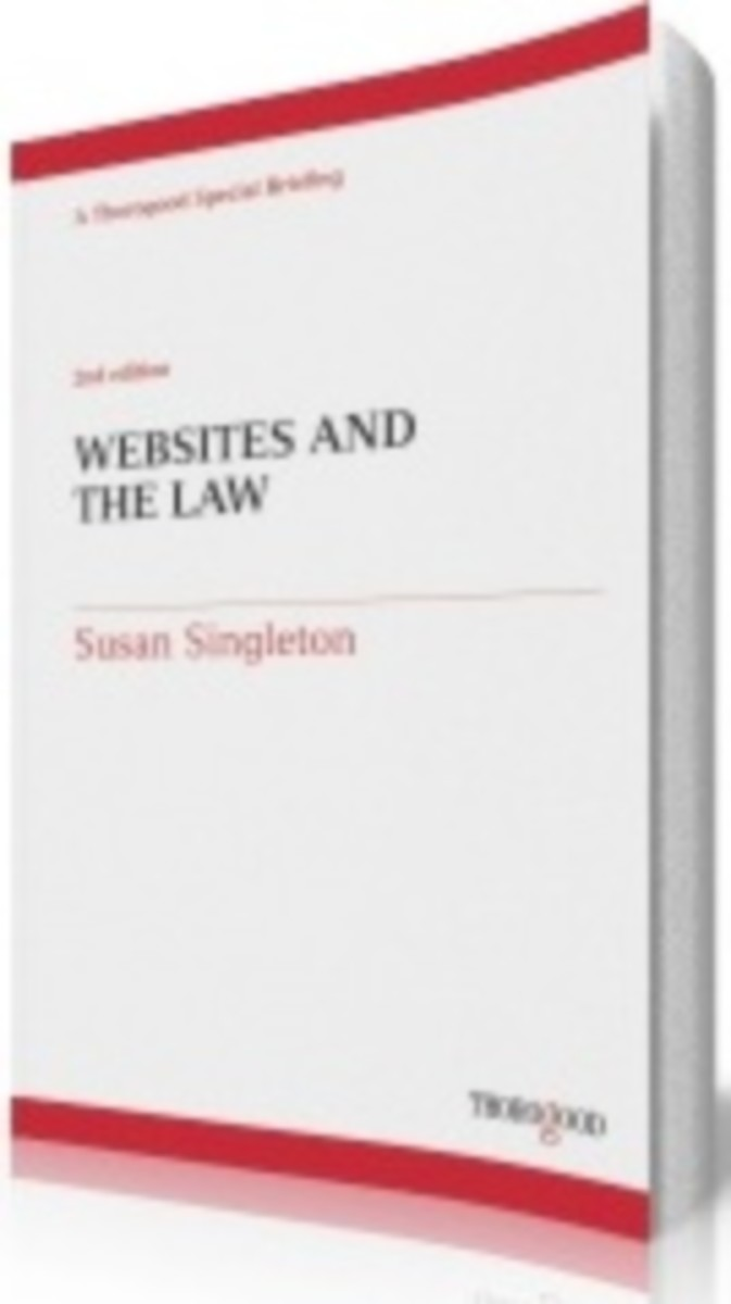 Websites and the Law