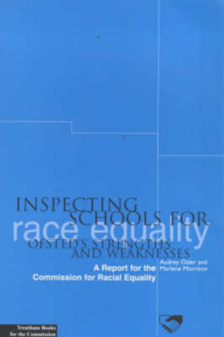 Inspecting Schools for Race Equality