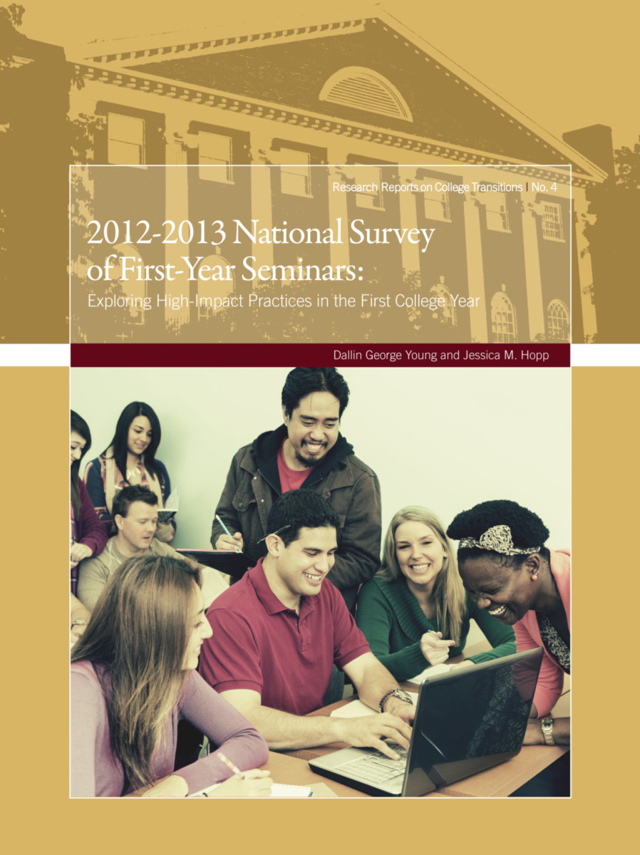 2012-2013 National Survey of First-Year Seminars