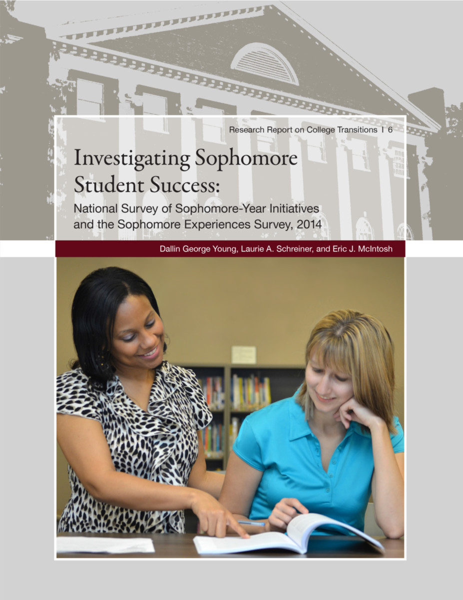 Investigating Sophomore Student Success