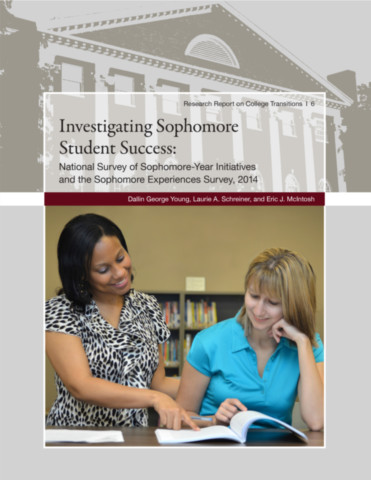 Investigating Sophomore Student Success