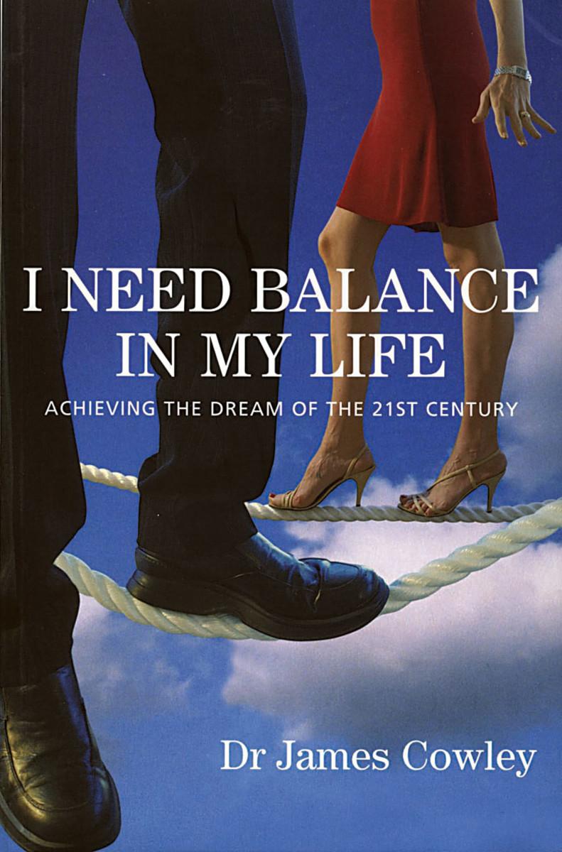 I Need Balance in My Life