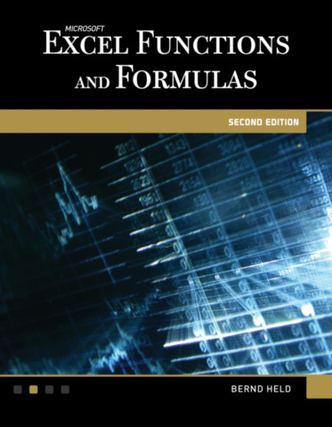 Microsoft® Excel® Functions and Formulas
