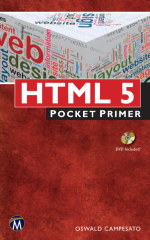 HTML 5 Pocket Primer