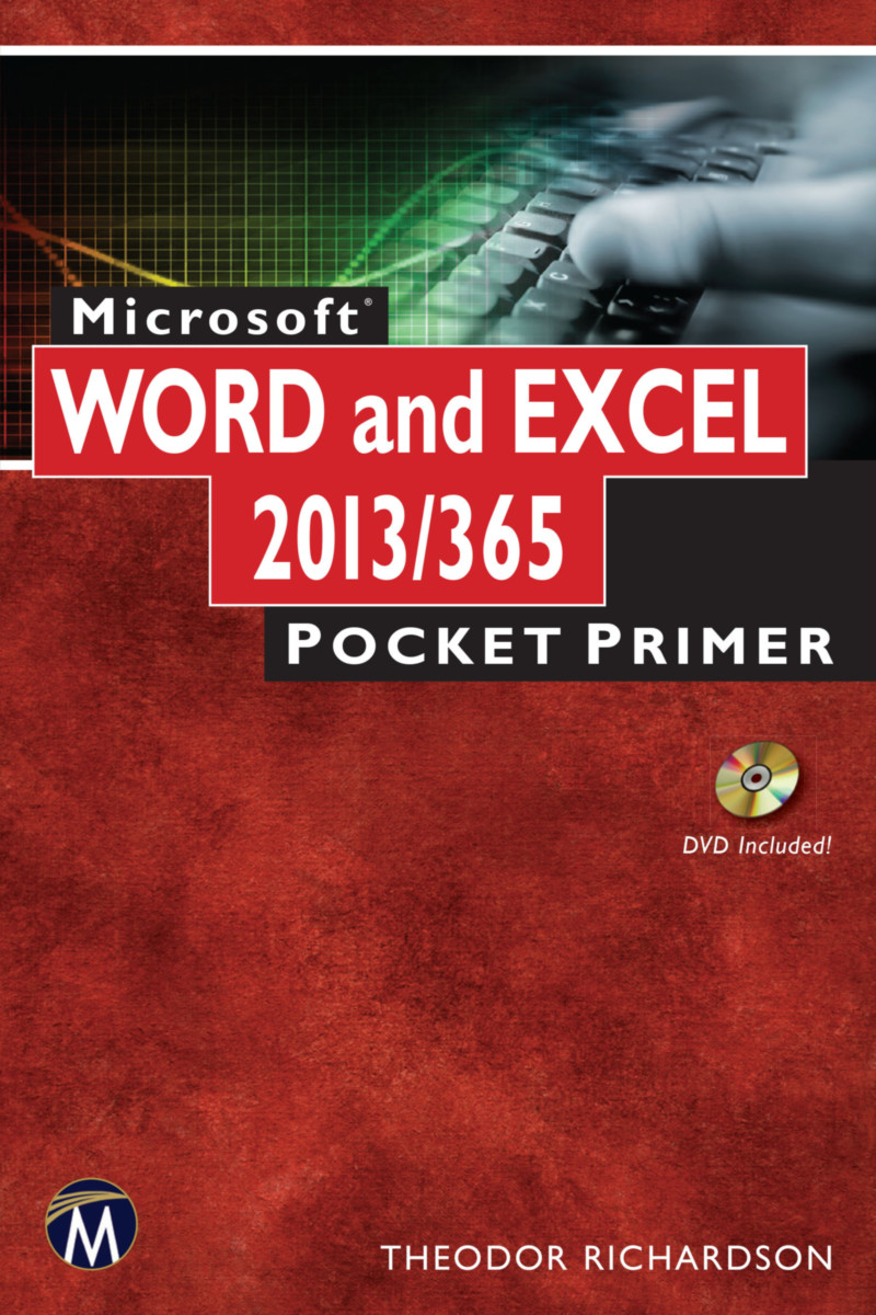 Microsoft Word and Excel 2013/365