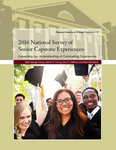 2016 National Survey of Senior Capstone Experiences