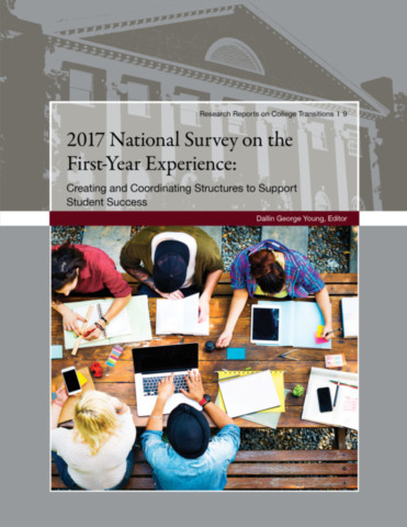 2017 National Survey on The First-Year Experience